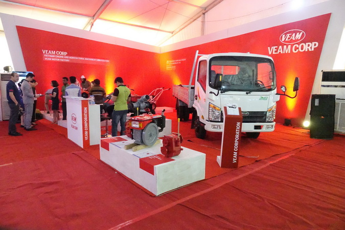 Sản phẩm Việt Nam được đánh giá tích cực ở Triển lãm xe-máy tự động Dhaka, Bangladesh 2018