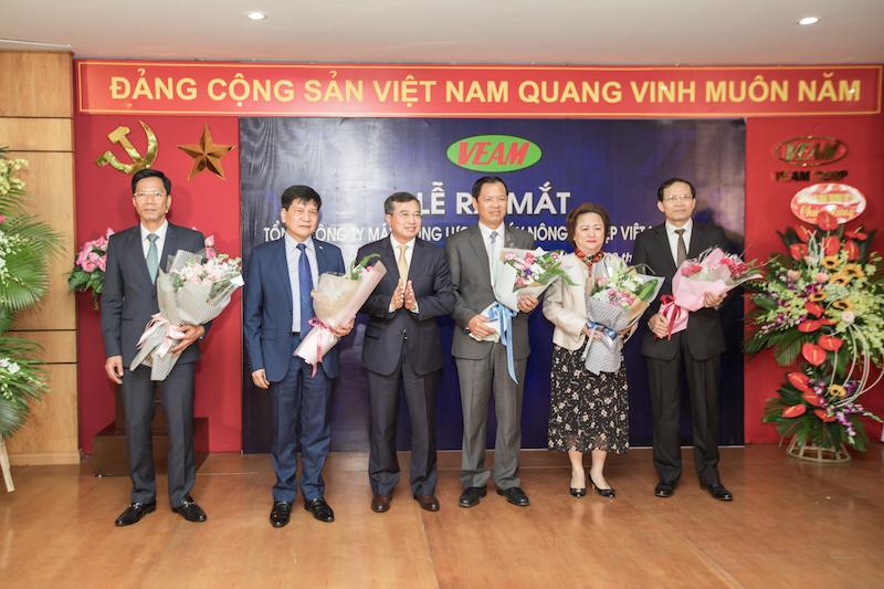 Lễ ra mắt công ty cổ phần - Tổng công ty Máy động lực và Máy nông nghiệp Việt Nam